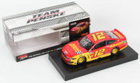 Ryan Blaney Signed 2020 NASCAR #12 Advance Auto Parts - 1:24 Premium Action Diecast Car (PA COA) at PristineAuction.com