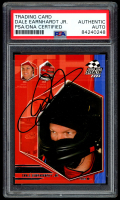 Dale Earnhardt Jr. Signed 2004 Press Pass Stealth #54 (PSA Encapsulated) at PristineAuction.com