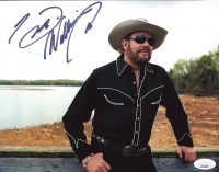 Hank Williams Jr. Signed 8x10 Photo (JSA COA) at PristineAuction.com
