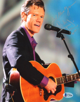 """Randy Travis Signed 8x10 Photo Inscribed """"God Bless You"""" & """"2020"""" (Beckett COA) at PristineAuction.com"""