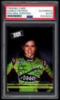 Danica Patrick Signed 2011 Wheels Main Event #42 NNS (PSA Encapsulated) at PristineAuction.com