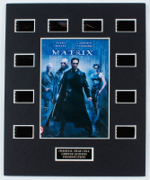 """The Matrix"" LE 8x10 Custom Matted Original Film / Movie Cell Display at PristineAuction.com"