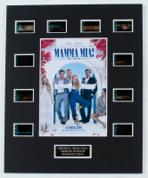 """Mamma Mia!"" LE 8x10 Custom Matted Original Film / Movie Cell Display at PristineAuction.com"