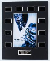 """Alien VS. Predator"" LE 8x10 Custom Matted Original Film / Movie Cell Display at PristineAuction.com"