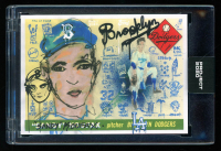 Sandy Koufax 2020 Topps Project 2020 #274 / Gregory Siff (Project 2020 Encapsulated) at PristineAuction.com