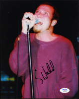 Scott Weiland Signed 8x10 Photo (PSA Hologram) at PristineAuction.com