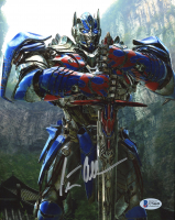 """Peter Cullen Signed """"Transformers"""" 8x10 Photo (Beckett COA) at PristineAuction.com"""