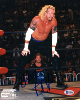 Diamond Dallas Page Signed WWE 8x10 Photo (Beckett COA) at PristineAuction.com