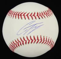 Gleyber Torres Signed OML Baseball (Beckett Hologram) at PristineAuction.com