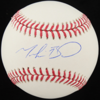 Mookie Betts Signed OML Baseball (PSA COA) at PristineAuction.com