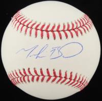 Mookie Betts Signed OML Baseball (PSA COA) at PristineAuction.com