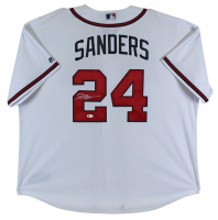 Deion Sanders Signed Braves Jersey (Beckett COA) at PristineAuction.com