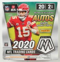 2020 Panini Mosaic Football Mega Box (Walmart) at PristineAuction.com