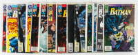 Lot of (15) 1992-95 DC Batman Comic Books with Issues Ranging from #492-#662 at PristineAuction.com