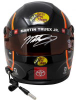 Martin Truex Jr. Signed NASCAR Bass Pro Shops Full-Size Helmet (Beckett COA & PA Hologram) at PristineAuction.com