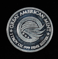 Great American Mint Silver Bullion at PristineAuction.com
