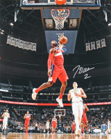 John Wall Signed Wizards 16x20 Photo (JSA COA) at PristineAuction.com