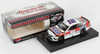 Kyle Busch Signed 2019 NASCAR #18 Snickers - Darlington - 1:24 Premium Action Diecast Car (PA COA) at PristineAuction.com