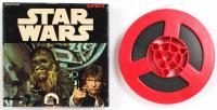 Vintage 1977 Star Wars 8mm Film Reel with Original Packaging at PristineAuction.com