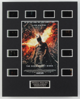 """The Dark Knight Rises"" LE 8x10 Custom Matted Original Film / Movie Cell Display at PristineAuction.com"