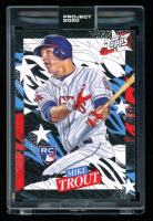 Mike Trout 2020 Topps Project 2020 #282 / Tyson Beck (Project 2020 Encapsulated) at PristineAuction.com
