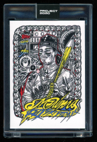 Ken Griffey Jr 2020 Topps Project 2020 #277 / JK5 (Project 2020 Encapsulated) at PristineAuction.com