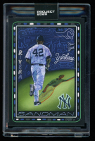 Mariano Rivera 2020 Topps Project 2020 #287 / Efdot (Project 2020 Encapsulated) at PristineAuction.com