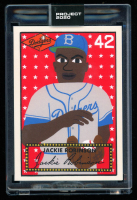 Jackie Robinson 2020 Topps Project 2020 #281 / Keith Shore (Project 2020 Encapsulated) at PristineAuction.com