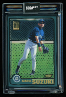 Ichiro 2020 Topps Project 2020 #280 / Joshua Vides (Project 2020 Encapsulated) at PristineAuction.com