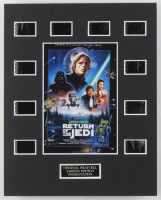 """Return Of The Jedi"" LE 8x10 Custom Matted Original Film / Movie Cell Display at PristineAuction.com"