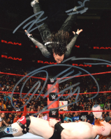 Jeff Hardy Signed WWE 8x10 Photo (Beckett COA) at PristineAuction.com