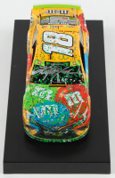 Kyle Busch Signed 2019 NASCAR #18 M&M's - Homestead Win - Raced Version - 1:24 Premium Action Diecast Car (PA COA) at PristineAuction.com