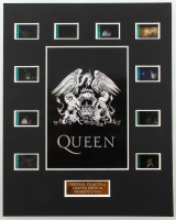 """Queen in Concert"" LE 8x10 Custom Matted Original Film / Movie Cell Display at PristineAuction.com"