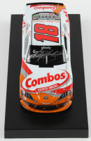 Kyle Busch Signed 2019 NASCAR #18 Combos - Indy Win - Raced Version - 1:24 Premium Action Diecast Car (PA COA) at PristineAuction.com