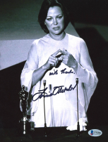 """Louise Fletcher Signed 8x10 Photo Inscribed """"With Thanks"""" (Beckett COA) at PristineAuction.com"""