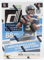 2020 Panini Donruss Football Blaster Box (Blue) with (11) Packs at PristineAuction.com