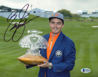 Rickie Fowler Signed 8x10 Photo (Beckett COA) at PristineAuction.com