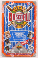 1992 Upper Deck Low Series Baseball Box of (36) Packs at PristineAuction.com