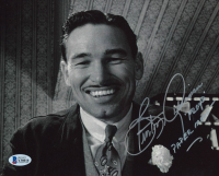 """Burton Gilliam Signed """"Paper Moon"""" 8x10 Photo Inscribed """"Floyd"""" & """"Paper Moon"""" (Beckett COA) at PristineAuction.com"""