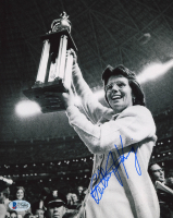 Billie Jean King Signed 8x10 Photo (Beckett COA) at PristineAuction.com