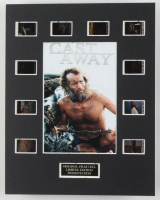 """Cast Away"" LE 8x10 Custom Matted Original Film / Movie Cell Display at PristineAuction.com"