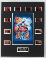"""The Aristocats"" LE 8x10 Custom Matted Original Film / Movie Cell Display at PristineAuction.com"