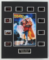 """""""Back To The Future II"""" LE 8x10 Custom Matted Original Film / Movie Cell Display at PristineAuction.com"""