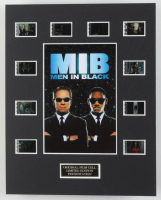 """Men In Black"" LE 8x10 Custom Matted Original Film / Movie Cell Display at PristineAuction.com"