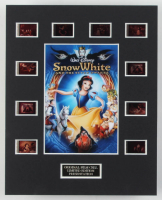"""""""Snow White & The Seven Dwarfs"""" LE 8x10 Custom Matted Original Film / Movie Cell Display at PristineAuction.com"""