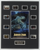"""Jurassic Park"" LE 8x10 Custom Matted Original Film / Movie Cell Display at PristineAuction.com"