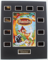 """Bambi"" LE 8x10 Custom Matted Original Film / Movie Cell Display at PristineAuction.com"