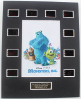 """Monsters, Inc."" LE 8x10 Custom Matted Original Film / Movie Cell Display at PristineAuction.com"