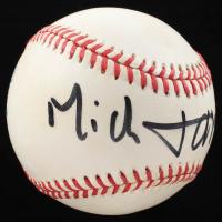 Mick Jagger Signed OML Baseball (JSA LOA) at PristineAuction.com