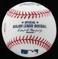 "Alexandria Ocasio-Cortez Signed OML Baseball Inscribed ""AOC"" (JSA LOA) at PristineAuction.com"